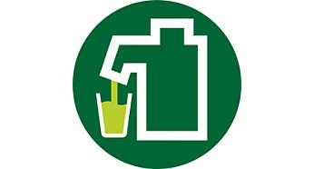 Få juice direkt i glaset