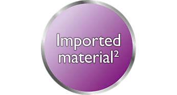 采用进口高分子吸收材料