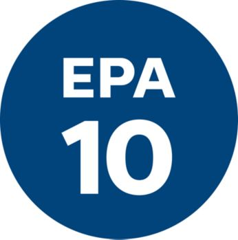EPA10 filter for healthy air