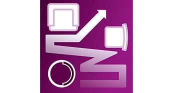 Az intelligens érzékelési rendszer (Smart Detection System) a környezethez igazítja a tisztítást