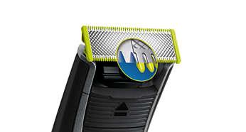 Jedinečná technologie OneBlade