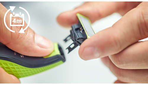 Lame OneBlade durable