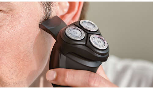 Ideální pro zastřihování kotlet akníru