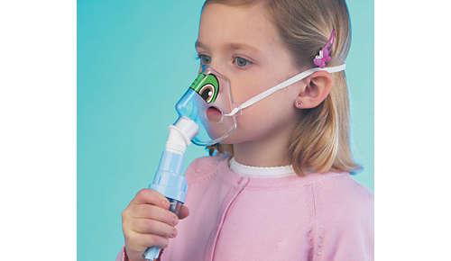 Muodostaa tasaisen laadukasta aerosolia