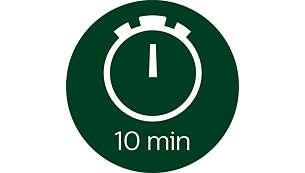 يحضّر نصف رطل من الباستا في غضون 10 دقائق فقط