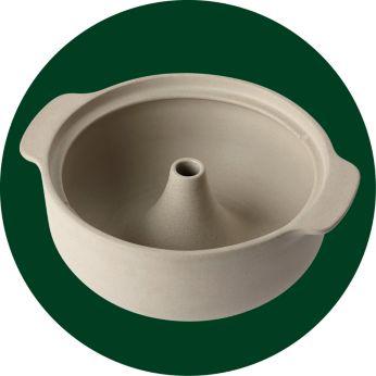 手工陶鍋可保存原始風味
