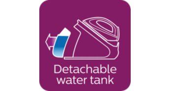 Большой съемный резервуар для воды 2,2л — идеальный объем для всей семьи