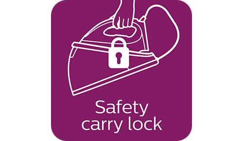 CarryLock per un trasporto facile e sicuro