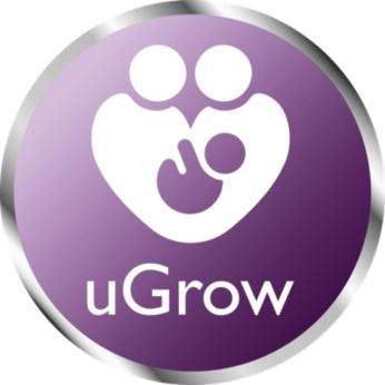 Part of the uGrow family of connected products