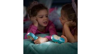 Accompagne votre enfant la nuit
