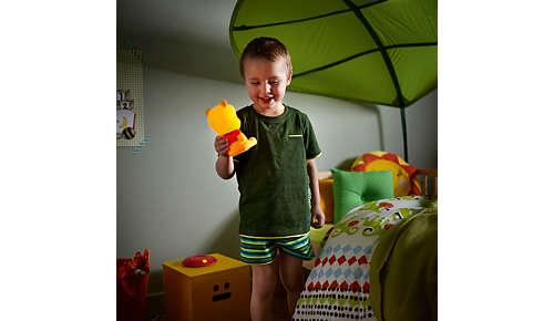Om uw kind 's nachts te begeleiden