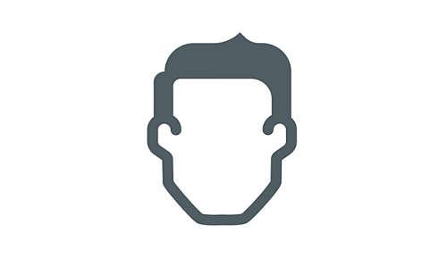 Persönliche Haut- und Bartanalyse, um Rasiertipps zu geben