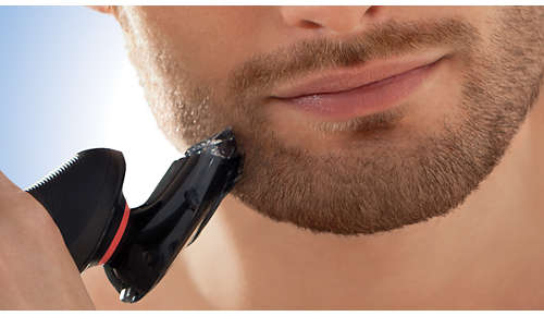 Trim & style your beard with ease and precision