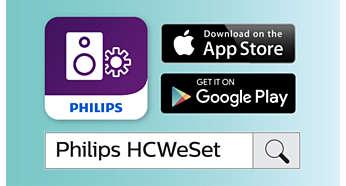 Приложение Philips упрощает настройку сети