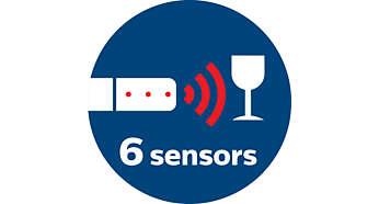 紅外線感應器可避免撞到障礙物