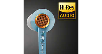 High Resolution Audio gibt Musik in reinster Form wieder