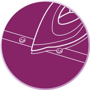 Узкий носик позволяет полностью контролировать процесс
