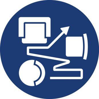 Система Smart Detection адаптирует режим уборки для конкретных условий