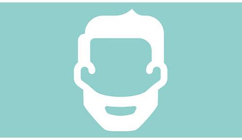 Pulizia profonda e barba più morbida