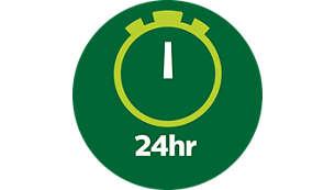 Таймер отсрочки старта до 24часов позволяет готовить блюда к заданному времени