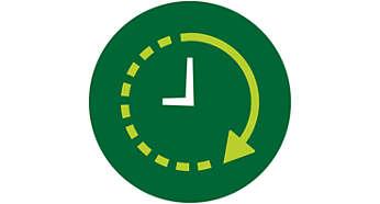 Minutnik (do 24godzin) daje pewność, że posiłki będą gotowe na czas