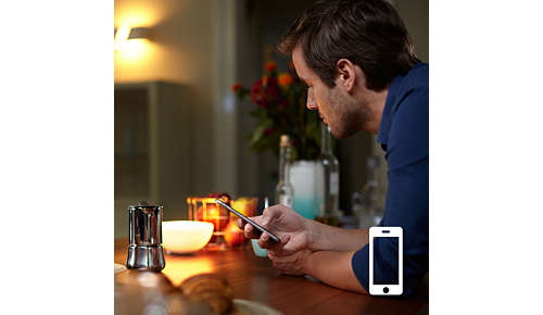 Uw verlichting bedienen, op uw manier