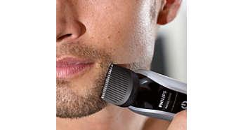 Peaufinez votre style avec notre tondeuse pour le visage, le cou et les pattes