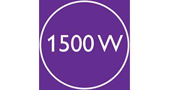1500W 快速高效能吹整功率