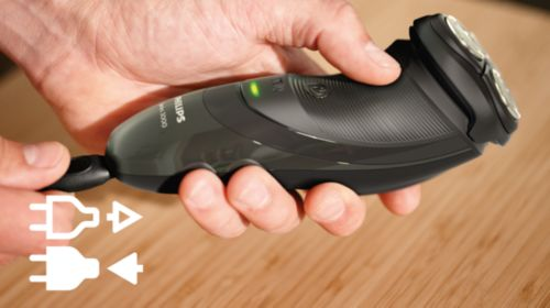 Utilizzo con filo o senza filo