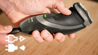 Може да се използва с и без кабел