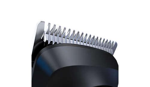 Self-sharpening steel blades