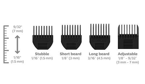 buy beard trimmer series 1000 bt1100 42 bt1100 42 online philips online store. Black Bedroom Furniture Sets. Home Design Ideas