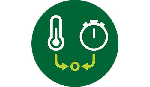 Deux capteurs de température