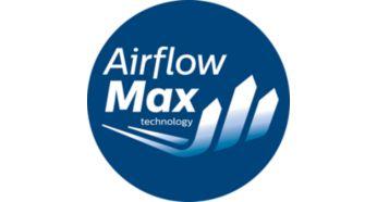 Революционная технология AirflowMax для высокой мощности всасывания