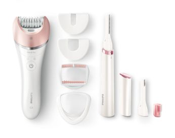 Body care heads for personalised and convenient solutions
