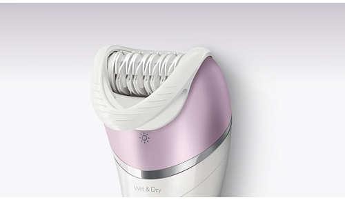 Include dispozitiv de întindere a pielii