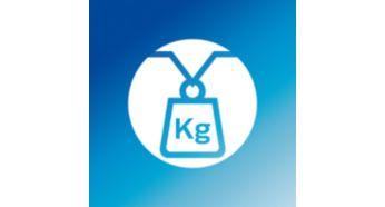 Kevlar®-iga tugevdatud juhtmed tagavad ülihea vastupidavuse