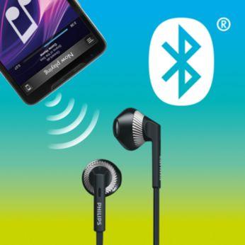 Compatibles con Bluetooth versión 4.1 y HSP/HFP/A2DP/AVRCP
