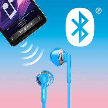 Bluetooth sürümü 4.1 ve HSP/HFP/A2DP/AVRCP Desteği