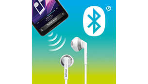 Prise en charge de la version Bluetooth® 4.1 et HSP/HFP/A2DP/AVRCP