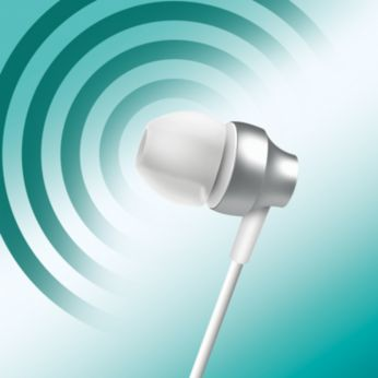 Мощни мембрани възпроизвеждат чист звук с мощни баси