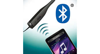 Compatible avec Bluetooth® version 4.1 + HSP/HFP/A2DP/AVRCP