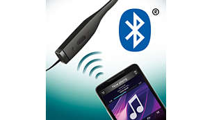 Supports Bluetooth version 4.1 + HSP/HFP/A2DP/AVRCP
