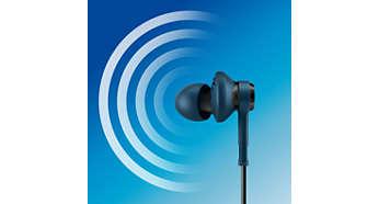 Превосходное звучание поможет вам двигаться вперед