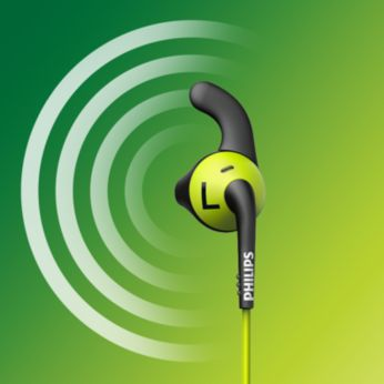 High performance sound pushes you further