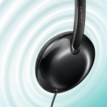 Suure võimsusega 32mm kõlari draiverid puhta heli saamiseks