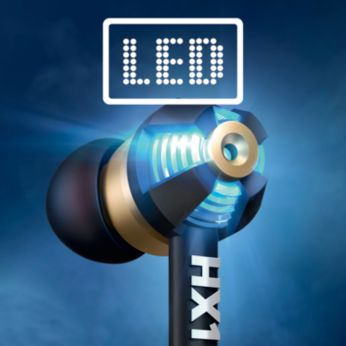 Galingi LED sinchronizuojami su kiekvienu muzikos garsu