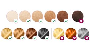 Suitable for a wide variety of hair and skin types