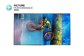 Picture Performance Index improves every viewing element