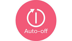Auto shut-off for safe usage